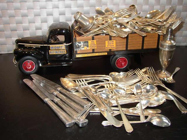 Scrap Platinum Buyers & Gold Brokers